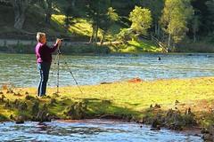 Park Photographer . McLaren Falls Park . NZ. (ArtyFx. Notes have returned.) Tags: canon eos is l stm ll f3556 70d efs18135mm