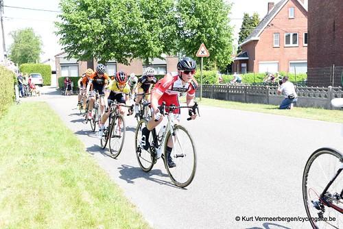 Aspiranten Mol Rauw (234)