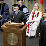 "<b>Commencement 2015</b><br/> Libby Logsden '15, was named the Jenson Medal winner. Luther's Jenson Medal is presented each year to an outstanding senior, selected by the graduating class, who best demonstrates the ideals of the college through service to students and the college community. Commencement 2015. Photo by Aaron Lurth<a href=""http://farm8.static.flickr.com/7771/18198719608_724a4b0182_o.jpg"" title=""High res"">∝</a>"