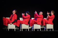 Ronald Huber, Juan Granados, Ricardo Espinosa, Ray Gattner, Drum Olé
