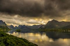 Evening in Lofoten (ForgottenMelodies) Tags: nicolasauvinet