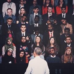 Listen (Olly Denton) Tags: uk news london apple westminster america work canon mac faces audience candid president young photojournalism victoria event listening ios obama journalism listen potus currentaffairs barackobama royalhorticulturalsociety presidentoftheunitedstatesofamerica 400d canon400d vsco vscocam