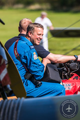 Steve Buckley, RAF Photographer (GeorginaGodfree) Tags: blue red portrait white season photography photo team day photographer force display photos smoke air jets steve go jet may royal first airshow arrows premiere 8th raf buckley teamwork aerobatic aerobatics georgina on the 2016 godfree