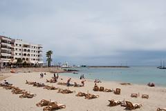 Santa Eularia Beach (Tim Cunningham's Images) Tags: spain ibiza balearics