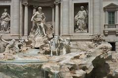 Fontana di Trevi 3/7 (giev) Tags: italy rome roma fountain italia pentax trevi trevifountain fontanaditrevi pentaxk20d hdpentaxda1685mmf3556eddcwr hdpentaxda1685