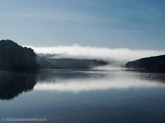 Fog Lifting (Mark Zaig) Tags: morning mist fog river olympus em1 m43 microfourthirds 40140mmf28