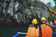 DSC_0319 (_jonchinn) Tags: street travel water river underground puerto tour philippines cave longest princesa exploration excursion palawan