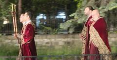 Orthodox Easter Procession (adamfrunski) Tags: easter sofia religion bulgaria orthodox