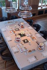 Frhstckstafel (travelmemo.com) Tags: restaurant hotel schweiz ch frhstck speisesaal relaischteaux thurgau freidorf lacarte mammertsberg httpreisememochp14126