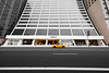 Taxi in Grace (Paul Parkinson LRPS (parkylondon)) Tags: usa newyork june america skyscraper grace 2016 gracebuilding