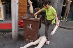 Nameless (Spontaneousnap) Tags: china street city people urban asia shanghai candid like lifestyle 上海 spontaneousnap publicareas sonyrx1r