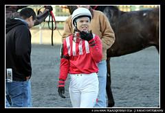 IMG_9634 (femalejockeys) Tags: femalejockeys turfway park female athletes horse racing horses thoroughbred kentucky derby
