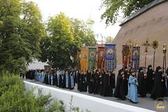 31. Meeting of the Svyatogorsk Icon of the Mother of God / Встреча Святогорской иконы в Лавре