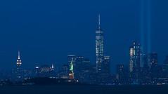 IMG_9835s (michael.soukup) Tags: newyorkcity newyork skyline manhattan empirestate worldtradecenter newjersey statueofliberty cityscape sunset dusk skyscraper citylights architecture