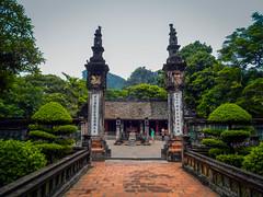 Temple of Đinh Tiên Hoàng, Vietnam
