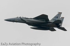 84-0046 United States Air Force McDonnell Douglas F-15D Eagle (EaZyBnA) Tags: 840046 usaf f15 eagle unitedstates airforce mcdonnelldouglas f15d spangdahlem germany military