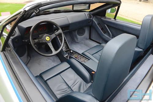 Ferrari Testarossa Spyder Valeo ex Gianni Agnelli 1986