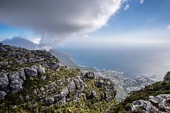 Table Mountain View (Neal_T) Tags: 12mm africa beach coast fuji fujifilm landscape samyang southafrica ultrawideangle wideangle xt10 tablemountain capetown westerncape za