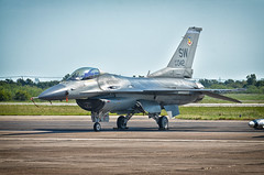 F16 Parked (Phil Ostroff) Tags: f16 falcon airshow waco texas