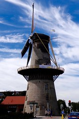 Aeolus_04376-imp (John van Rhijn) Tags: molen mill aeolus vlaardingen windmolen windmill stellingmolen korenmolen johnvanrhijn
