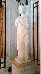 Statue (Terry Hassan) Tags: flaglermuseum usa florida palmbeach whitehall mansion house luxury splendour design statue grandhall white marble