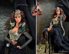 Untitled-3 (Dollfason) Tags: кукла коллекционная шарниная fashiondoll fashionfordoll fr16 integrity fashionroyalty avantguards accessories collection clothes for doll dolloutfit couture
