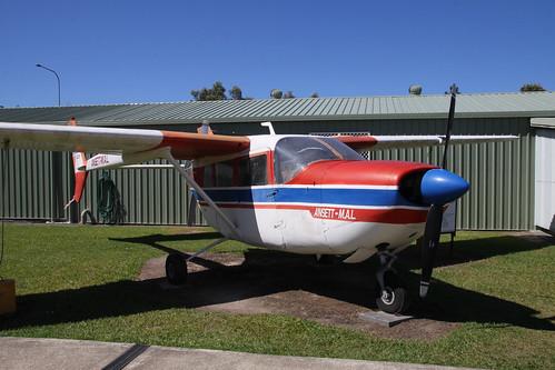 Cessna 336 VH-CMY