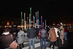 Piazzale Marconi, la rotonda luminosa (16) (Comune di Reggio Nell'Emilia) Tags: piazzale marconi rotonda reggioemilia inaugurazione