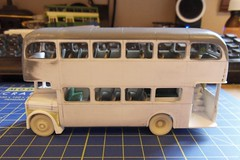 80 Test fit (Calum Melrose) Tags: calum melrose leyland titan alexanders 176 scratch build sunrise models glasgow corporation gct ect scotland edinburgh lothian buses