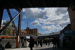 Der Himmel über re:publica. Das Wetter spielt wieder mit.