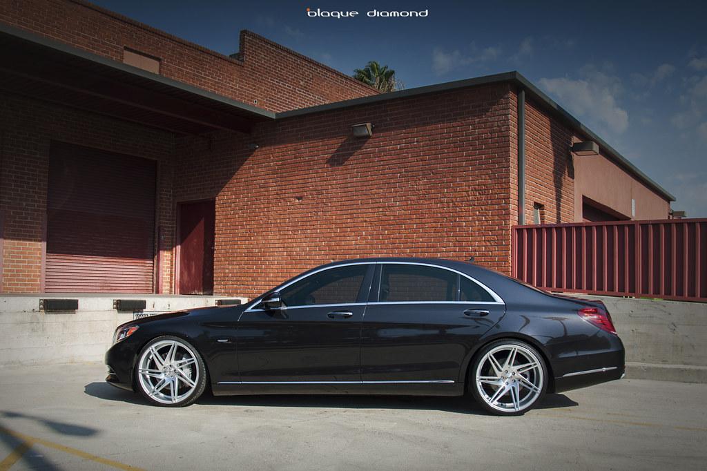 Mercedes 2014 S550 >> Blaque Diamond BD-1 | 2014 Mercedes S550