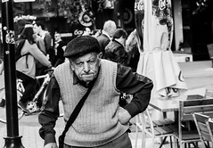 _DSC0040 (vanyo@) Tags: street old people blackandwhite men sofia bulgaria