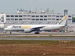 D-AALA Boeing 777-FZN (Irish251) Tags: germany airport box frankfurt main boeing fra eddf daala aerologic 777f 777fzn