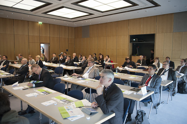 Participants at the key year for GFEI and fuel economy event