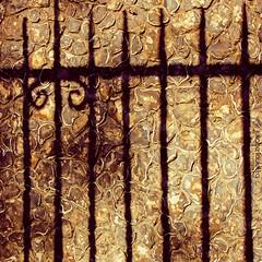 150/365 Imaginary Boundaries (Juliana Lauletta) Tags: shadow stone wall fence 365 project365 365days 365project julianalauletta