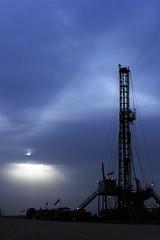 The Rig (manogpatik) Tags: pyramid rig oil oilfield illuminati drilling allseeingeye onshore