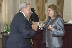 Elliot Schwartz with Rhonda Cohen