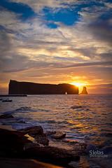 Ne tuons pas la beaute du monde... (Siolas Photography) Tags: sunrise qubec parc gaspsie rocherperc parcsqubec mpdquebec parcnationaldellebonaventureetdurocherperc francequbec