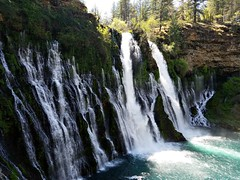 So Gorgeous (John 3000) Tags: california county nature water beauty waterfall state natureza parks falls waterfalls shasta catarata mcarthur burney