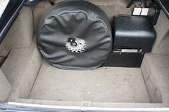 Boot interior (Pim Stouten) Tags: auto car restore vehicle jag restoration xjs jaguar macchina coup restauratie wagen pkw vhicule