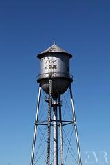 Chteau d'eau, Cookshire, Qc (E-M Costard) Tags: old canada building tower water rural village quebec campagne estrie btiments rurale cantonsdelest chteaudeau evemarie