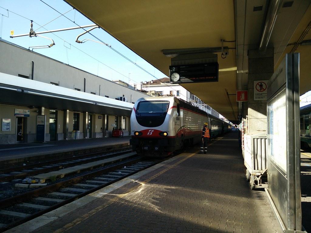 The world 39 s most recently posted photos of freccia and - Orari treni milano centrale genova porta principe ...