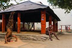 Kushti in Varanasi, 2015 (Khalil Snaps) Tags: travel india project varanasi 2015 kushti