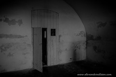 Toilet (A.Nilssen Photography) Tags: camp bw white black konzentrationslager toilet prison theresienstadt kl mala kz lager concentrationcamp gestapo terezin smallfortress pevnost