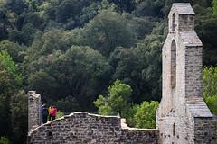 Mirador de Santa Catalina (Juan Ig. Llana) Tags: arquitectura torre bosque convento zb euskadi mirador jardnbotnico lava santacatalina rehabilitacin trespuentes