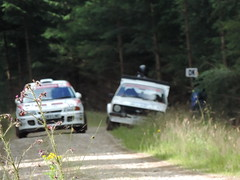 Grampian Stages Rally 2016 (RS Pictures) Tags: src scottish rally championship coltel grampian stages stage 2016 durris ss forest forestry road track special ss6 2 ford escort mk2 mkii motorsport auto