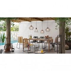 camaro-tavolo-fisso-in-legno-di-acacia-patinato-bianco-da-cm-160-e-cm-200 (design italiano) Tags: tavoli casa arredamento arredare sala soggiorno cucina