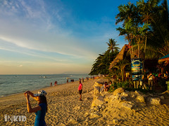 DSC_1121 (inkid) Tags: batuferingghi pulaupinang malaysia sunset penang beach travel sony z5 premium dual