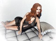 ~150~ Sweet Emotion (Fashion Graffiti Blog) Tags: secondlife fashion belleza laq 7deadlys{k}ins lelutka hairfair2016 ikon monalisa {zoz} mkposes indigo