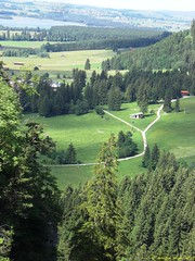 Neuschwanstein_07_06_2012_44 (Juergen__S) Tags: neuschwanstein castle disney cinderella bavaria bayern alps landscape outdoor mountain
